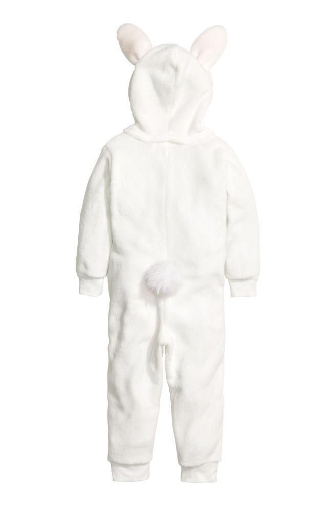6271aabc91a45 ... Combinaison lapin - Blanc/lapin - ENFANT | H&M ...