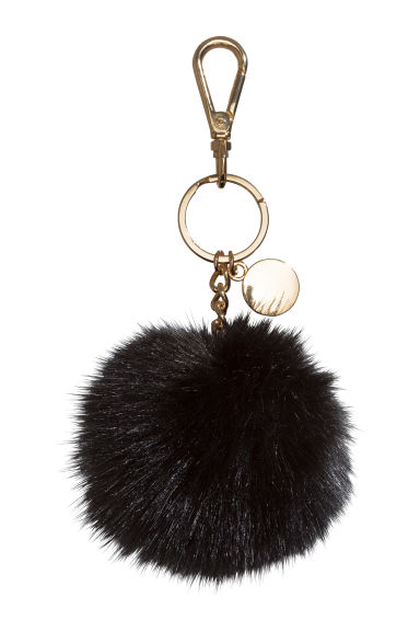 Keyring - Black - Ladies | H&M GB