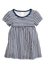 Dark blue/Striped