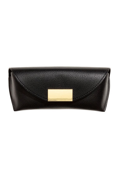 Glasses case - Black -  | H&M CN
