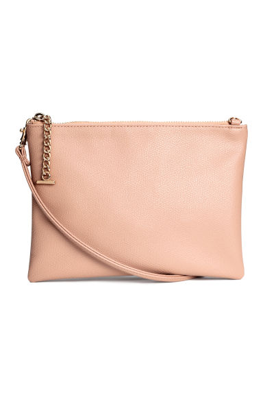 Small shoulder bag - Powder pink - Ladies | H&M GB