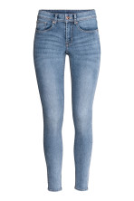 Blu denim medio