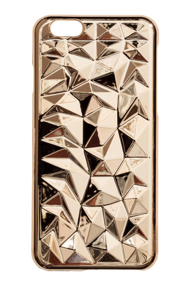iPhone 6/6s-case - Goudkleurig - DAMES | H&M BE
