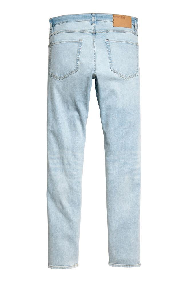 Extreem Skinny Jeans - Light denim blue - Men | H&M US #XX26