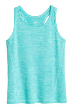 Turquoise marl