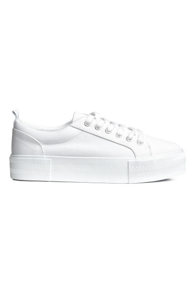 Sneakers - Bianco - DONNA | H&M IT