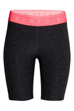 Dark grey marl/Pink