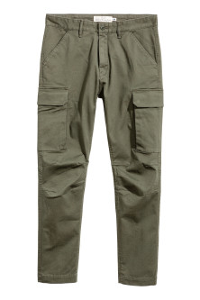 Cargo trousersModel