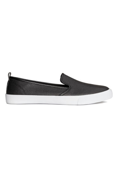 Slip-on trainers - Black -  | H&M IE