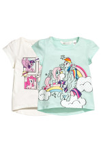 Verde menta/My Little Pony