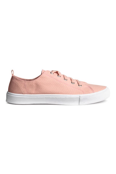 帆布鞋 - Powder pink - Ladies | H&M