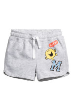 Grey/Mr. Men and Little Miss