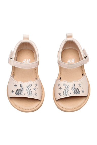 Sandals - Powder/Rabbit - Kids | H&M CN