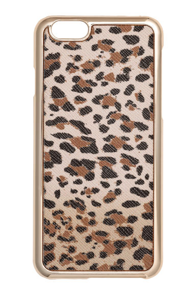 iPhone 6/6s case - Leopard print - Ladies | H&M CN