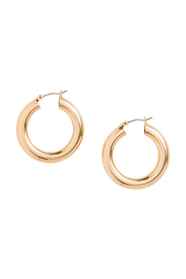 Earrings - Gold - Ladies | H&M GB