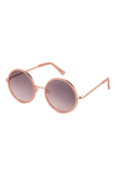 Sunglasses - Rose gold - Ladies | H&M GB