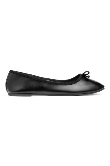 Ballet pumps - Black - Ladies | H&M IE
