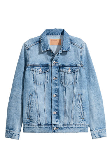 Denim Jacket - Light denim blue -  | H&M CA