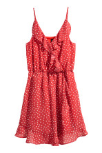 Rouge/pois