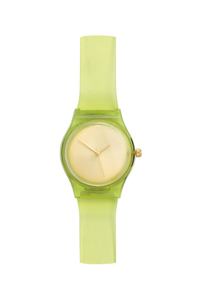 Montre - Vert lime -  | H&M BE