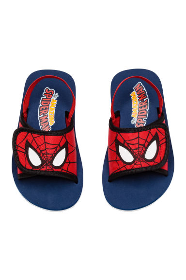 Slippers - Rood/Spiderman - KINDEREN | H&M BE