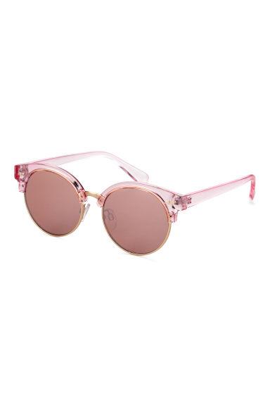 lunettes de soleil rose clair enfant h m fr. Black Bedroom Furniture Sets. Home Design Ideas
