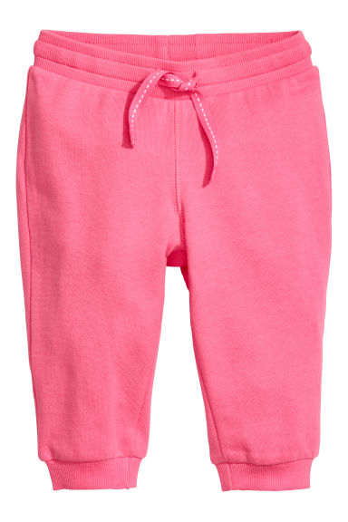 Trainingsbroek - Roze -  | H&M BE