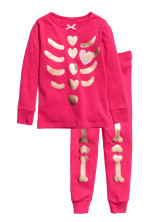 Cerise/Skeleton