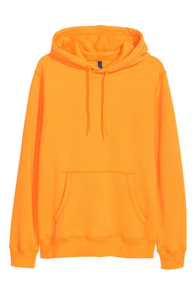Hooded top - Yellow -  | H&M