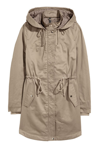 Padded parka - Mole - Ladies | H&M GB