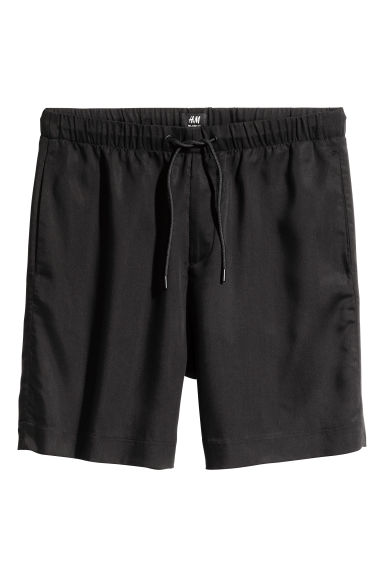 Short shorts - Black -  | H&M