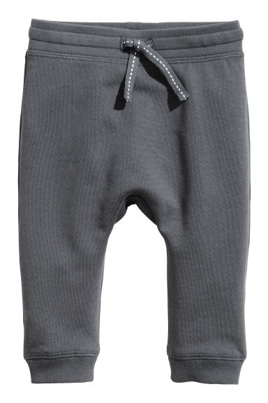 Joggers - Dark grey - Kids | H&M CN