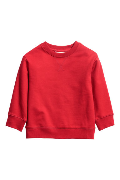 Sweater - Rood -  | H&M BE