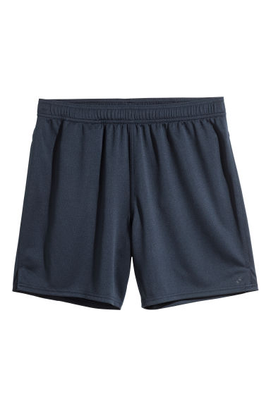 Sports shorts - Dark blue -  | H&M