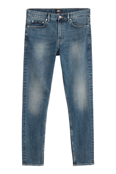 Skinny Regular Jeans - Blue - Men | H&M