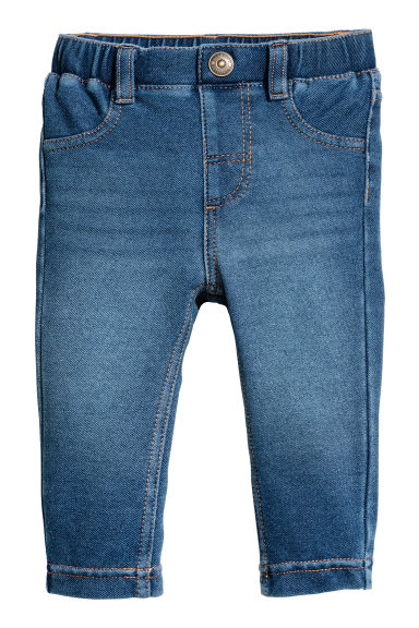 Treggings - Denimblå - BARN | H&M SE