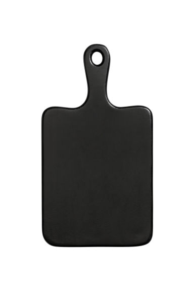 Wooden chopping board - Black - Home All | H&M IE