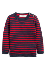 Red/Blue striped