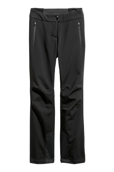 Ski trousers - Black - Ladies | H&M CN