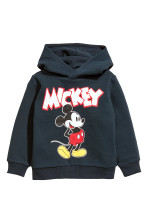 Dark blue/Mickey Mouse