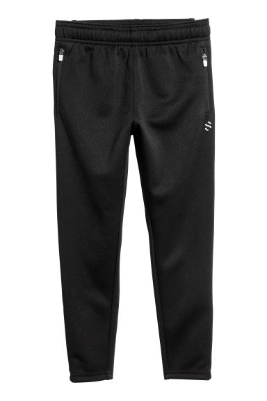 Sports trousers - Black -  | H&M CN