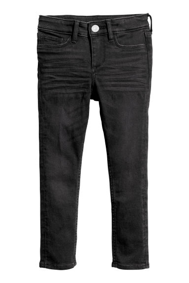 Superstretch Skinny Fit Jeans - Noir - ENFANT | H&M FR