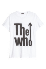 Bianco/The Who