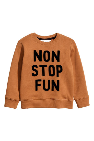 Sweater - Camel - KINDEREN | H&M BE