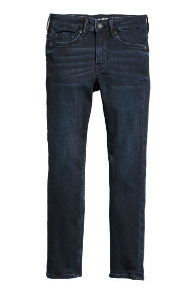 Superstretch Skinny Fit Jeans - Mörkblå - BARN | H&M FI