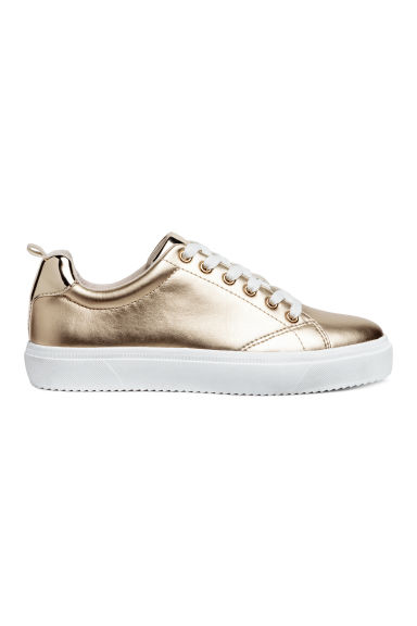Trainers - Gold - Kids | H&M CN