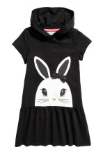 Black/Rabbit