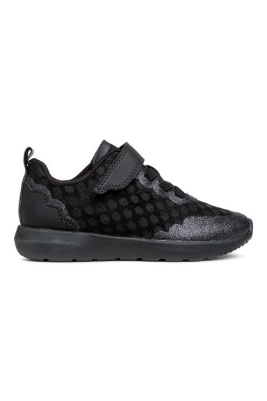 Mesh trainers - Black - Kids | H&M CN