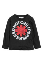 Negro/Red Hot Chili Peppers