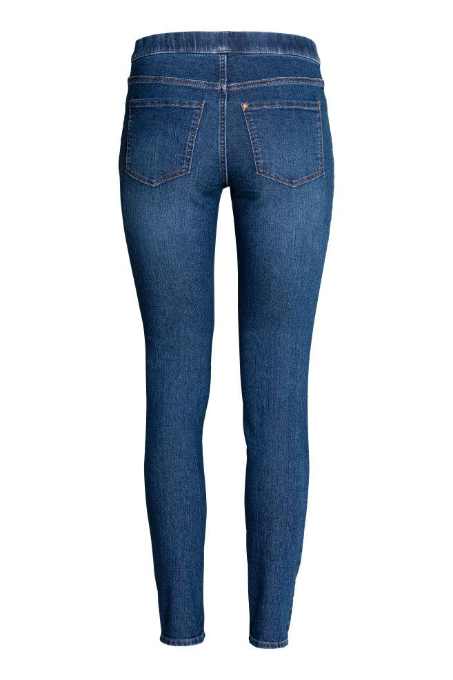 79100f9cdb ... Szupersztreccs tregging - Denimkék - NŐI   H&M ...